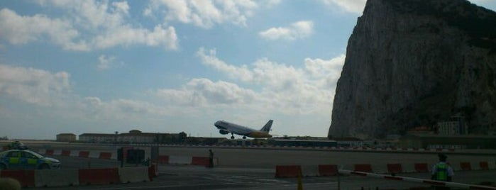 Gibraltar International Airport (GOB) is one of Airports - Europe.