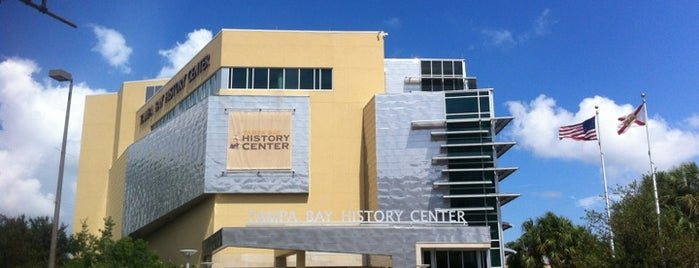 Tampa Bay History Center is one of Tampa.