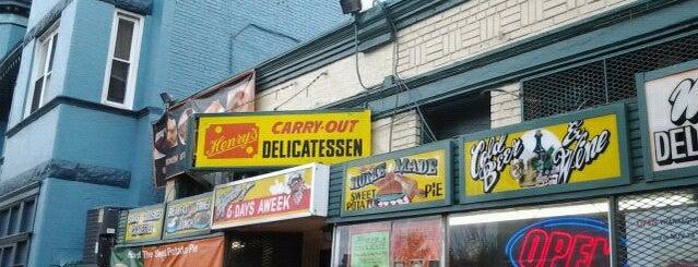 Henry's Soul Café is one of Posti salvati di Ron.