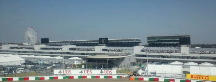 Suzuka Circuit is one of 2012 Formula 1™ racing circuits essentials.