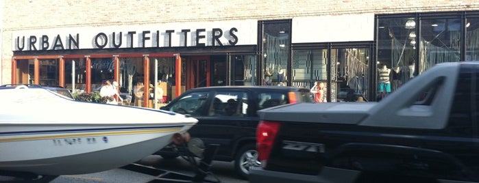 Urban Outfitters is one of Usual Suspects.
