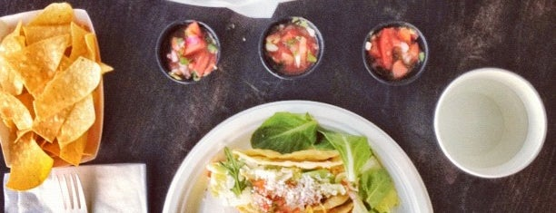 Plancha Tacos is one of Los Angeles.