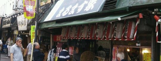 まるます家 総本店 is one of 池袋・板橋・赤羽・中野.