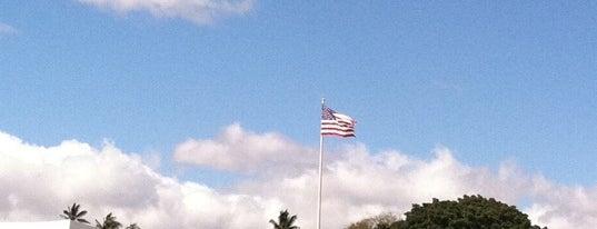 USS Arizona Memorial is one of Honolulu: The Big Pineapple #4sqCities.