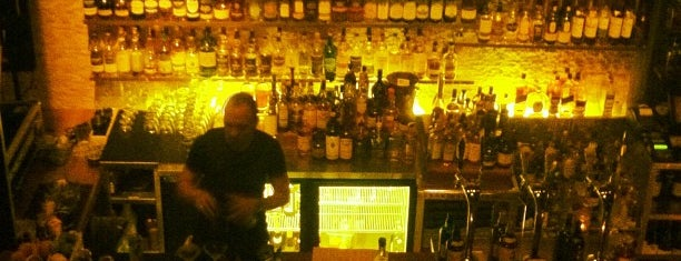 Nihon Whisky Lounge is one of Top 100 Bay Area Bars (According to the SF Chron).