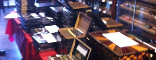 Ohlone Cigar Lounge is one of Beat place to smoke cigars.