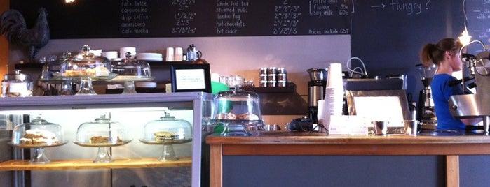 Java Jamboree is one of Calgary's Third-Wave Coffeehouses.