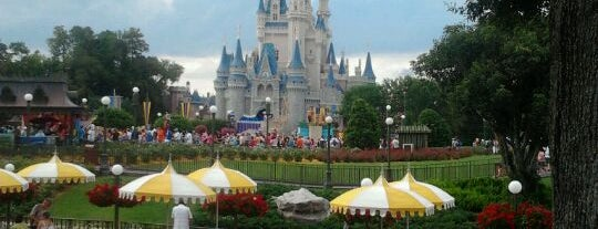 Celebrate A Dream Come True Parade is one of #WDW Fave Spots.