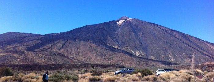 Las Cañadas del Teide is one of Lugares guardados de Evgeny.