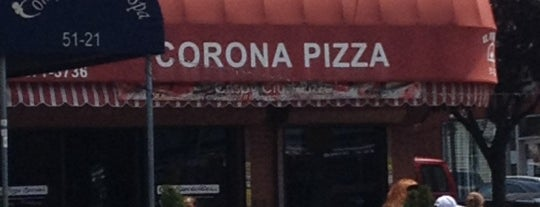 Corona Pizza (Il Forno) is one of Lieux qui ont plu à Pedro.