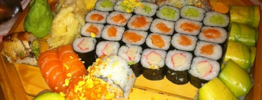 SushiCo is one of Istelezzet.com.