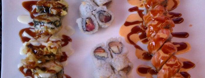 Kobe Japanese Steaks & Sushi is one of rva.