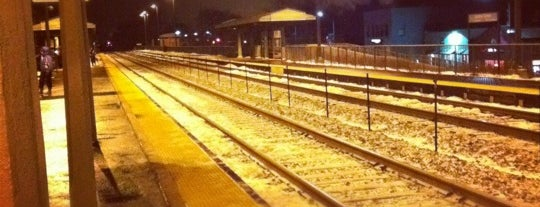 Metra - Evanston Central is one of Evanston Favorites.