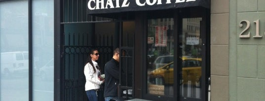 Chatz Coffee is one of Lunch Near 2nd and Mission.