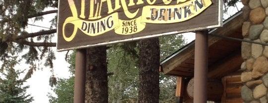 Charlie Clark's is one of Arizona Bars.