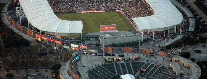 Dignity Health Sports Park is one of Soccer Stadiums.