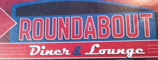 Roundabout Diner & Lounge is one of Stadium/Arena.