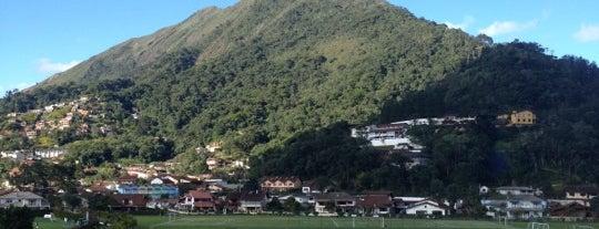 CBF is one of Teresópolis RJ.