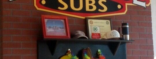 Firehouse Subs is one of Lieux qui ont plu à danielle.