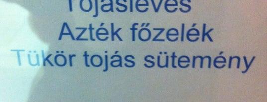 Közgáz Sodexho Menza is one of Bce.