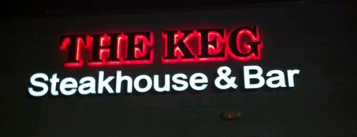 The Keg Steakhouse + Bar - Gilbert is one of Must-visit Food in Gilbert.