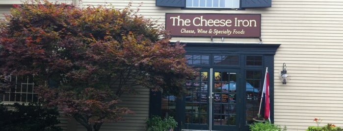 The Cheese Iron is one of Portland, Maine.