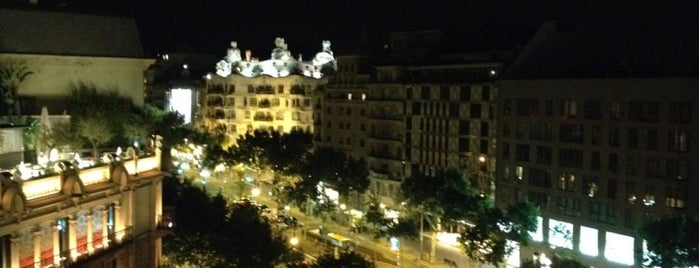 Hotel Condes de Barcelona is one of Stevenson's Favorite World Hotels.