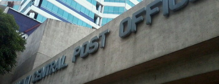 Makati Central Post Office is one of Makati City.