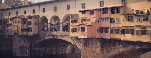 베키오 다리 is one of Firenze (Florence).
