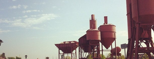 Concrete Plant Park is one of The Great Outdoors NY.