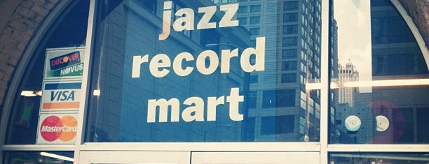 Jazz Record Mart is one of Co Dance Chicago Trip.