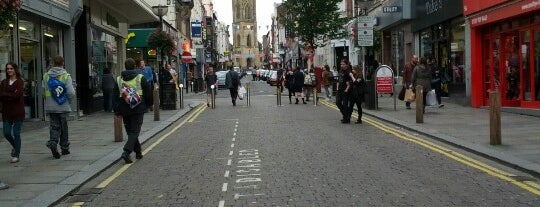 Bold Street is one of Phat's Saved Places.