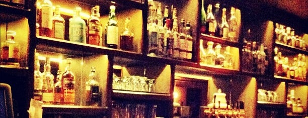 Black Market Liquor Bar is one of California here we come.
