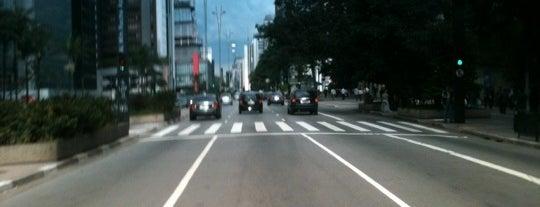Avenida Paulista is one of Desafio dos 101.