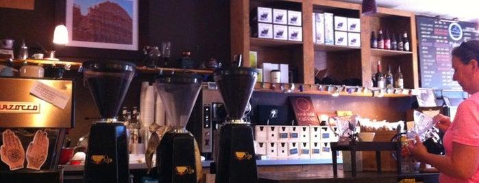 Makeda & Mingus Café is one of Seattle.