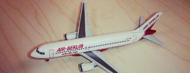 Air Berlin Americas is one of Rodri : понравившиеся места.