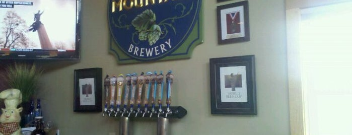 Blue Mountain Brewery & Hop Farm is one of Breweries I've Visited.