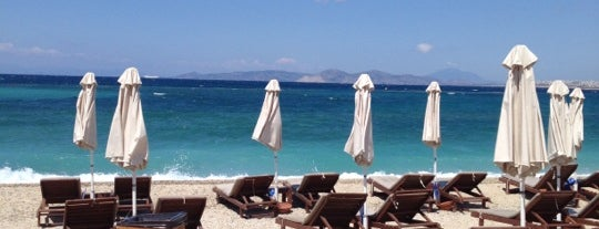 La Cabana Beach Club is one of Lovely secrets @ Athens & Greece.