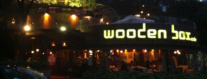 Wooden Box is one of Shanghai Bar & Resto.