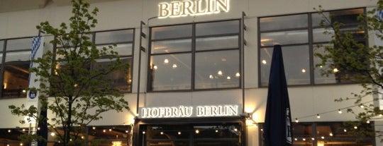 Hofbräuhaus Berlin is one of Berlin To-Do.