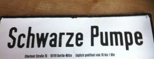 Schwarze Pumpe is one of Berlin.