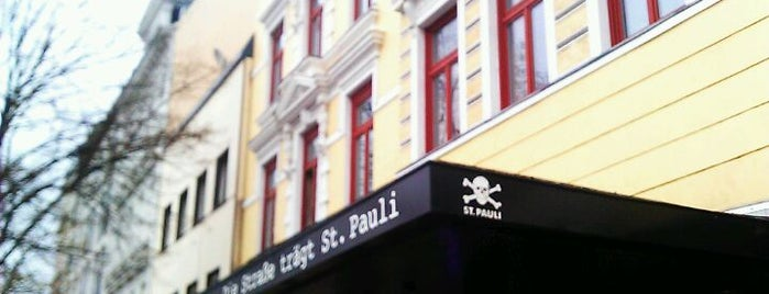 FC St. Pauli Fanshop 2 is one of Hamburg 2017.