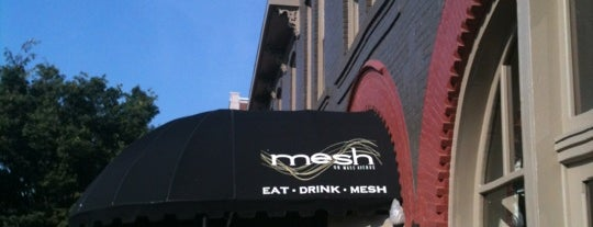 Mesh is one of Indy.