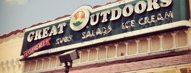 The Great Outdoors is one of Dallas/Ft. Worth.