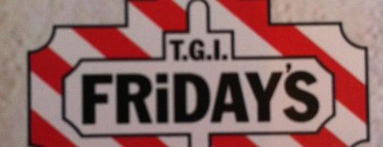 TGI Fridays is one of Athens.