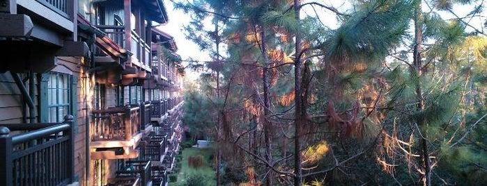 Boulder Ridge Villas at Disney's Wilderness Lodge is one of Walt Disney World.