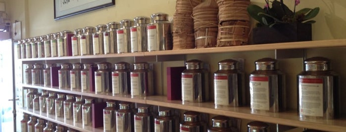 Red Blossom Tea Company is one of San Francisco Bay.