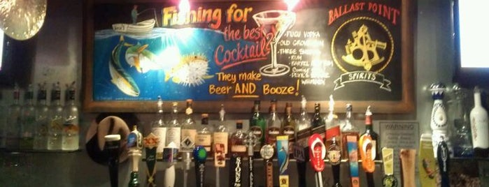 The Local Eatery and Drinking Hole is one of San Diego's Best Bars - 2013.