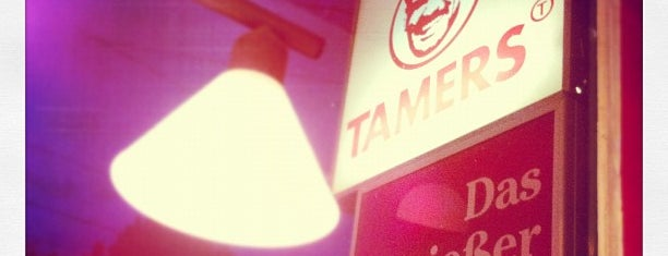 Tamers is one of Leipzig.