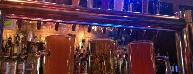 Pour House Bar & Grill is one of Top Craft Beer Bars: Boston Edition.
